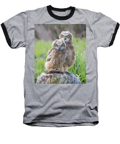Furrballs Baseball T-Shirt