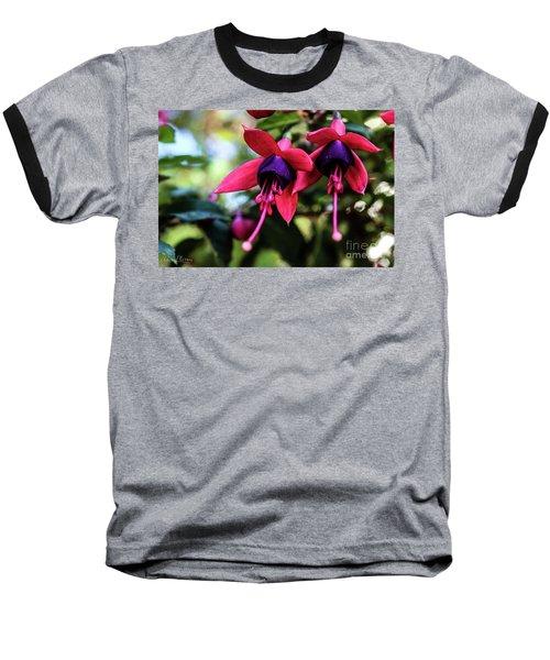 Fuchsia Baseball T-Shirt