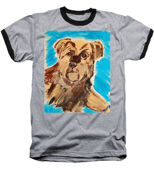 Fuzzy Boy Baseball T-Shirt
