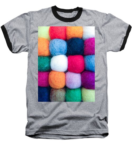 Fuzzy Wuzzies Baseball T-Shirt