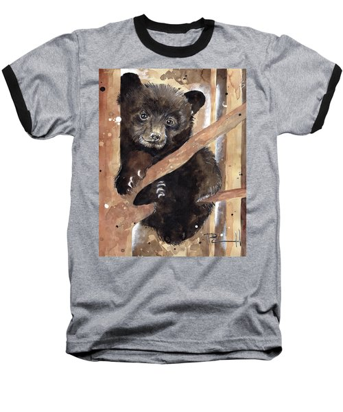 Fuzzy Wuzzy Baseball T-Shirt