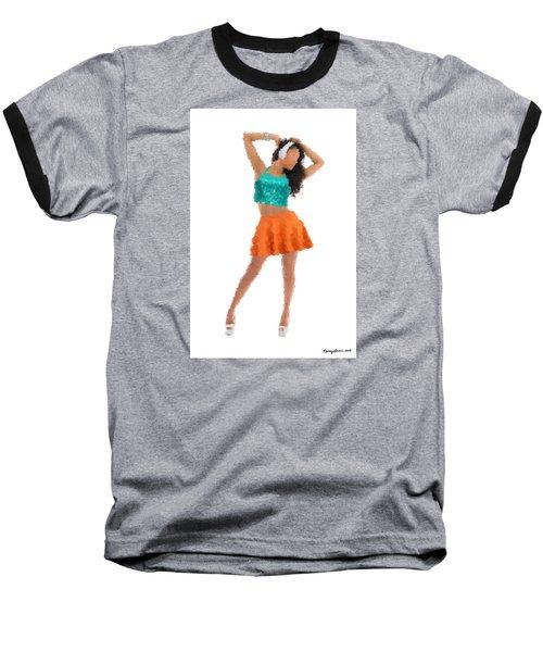 Gaby Baseball T-Shirt