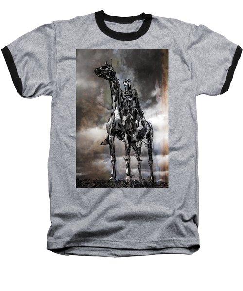 Gaelic Chieftain Baseball T-Shirt