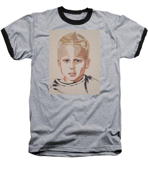 Gage Infj Baseball T-Shirt by Alexandria Weaselwise Busen
