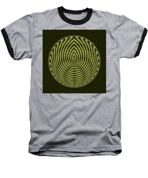 Gaia Medallion  Baseball T-Shirt