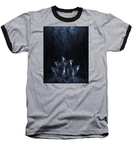 Gaia's Chorus Baseball T-Shirt