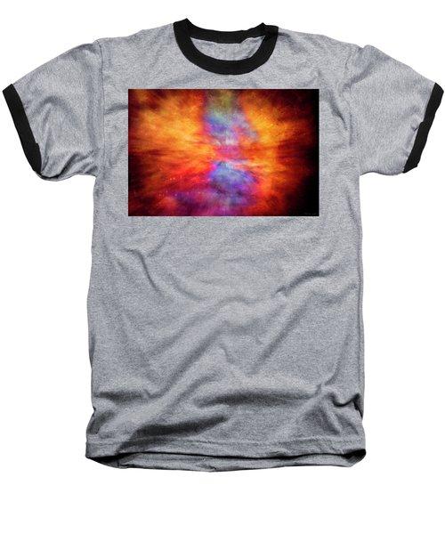 Galactic Storm Baseball T-Shirt