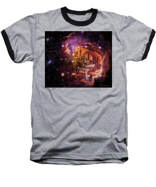 Galaxy Quest Baseball T-Shirt