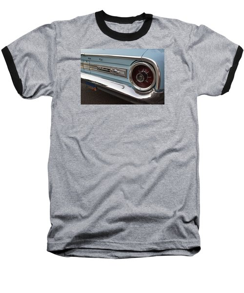 Galaxy Xl 500 Baseball T-Shirt by Mick Anderson