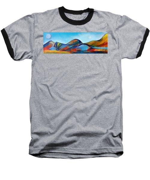 Galaxyscape Baseball T-Shirt