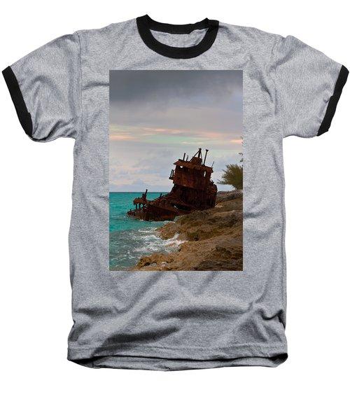 Gallant Lady Aground Baseball T-Shirt