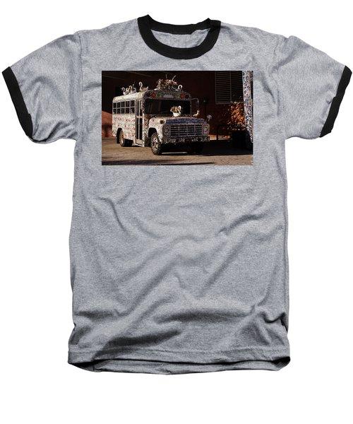 Gallery A Go Go Baseball T-Shirt