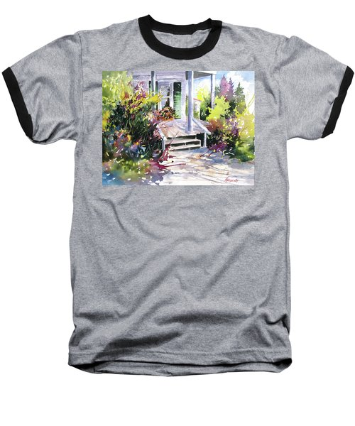 Galveston Welcome Baseball T-Shirt
