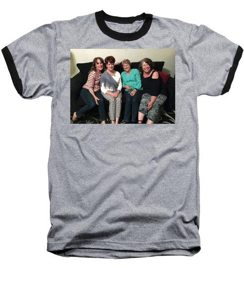 Gamma Rays Baseball T-Shirt