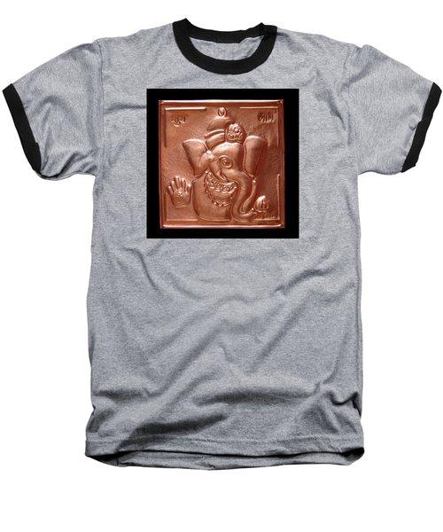 Ganesha Baseball T-Shirt