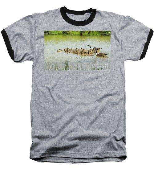 Gang Brood Baseball T-Shirt by Paul Mashburn