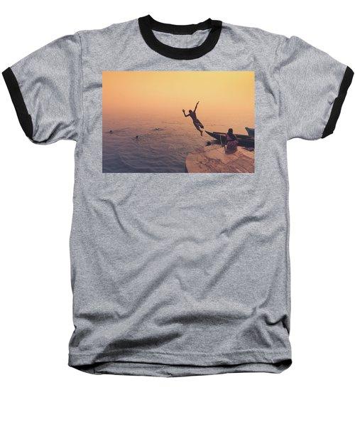 Ganges  Baseball T-Shirt