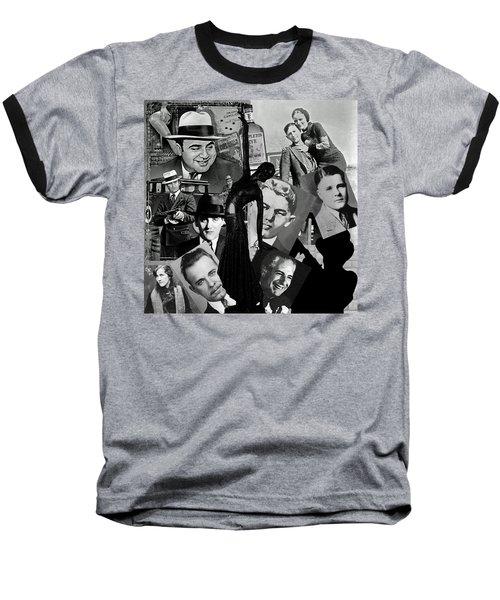 Gangland Baseball T-Shirt by Ellen Henneke