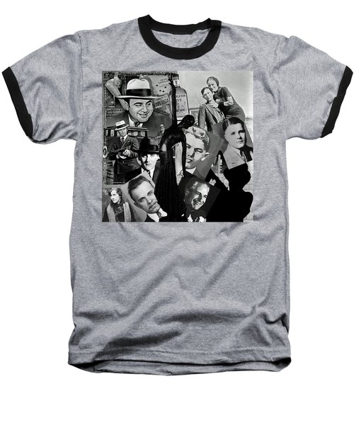 Gangland Baseball T-Shirt