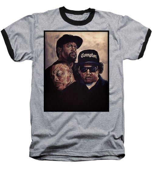 Gangsta Trinity Baseball T-Shirt