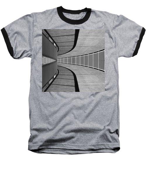 Baseball T-Shirt featuring the photograph Gangway by Chevy Fleet