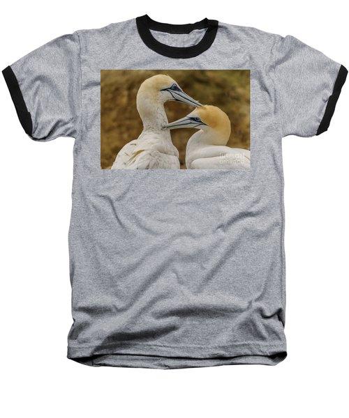 Gannets 4 Baseball T-Shirt