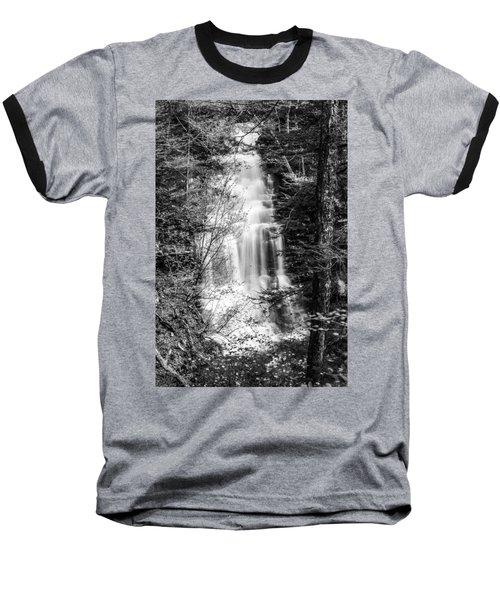 Ganoga Falls - 8907 Baseball T-Shirt
