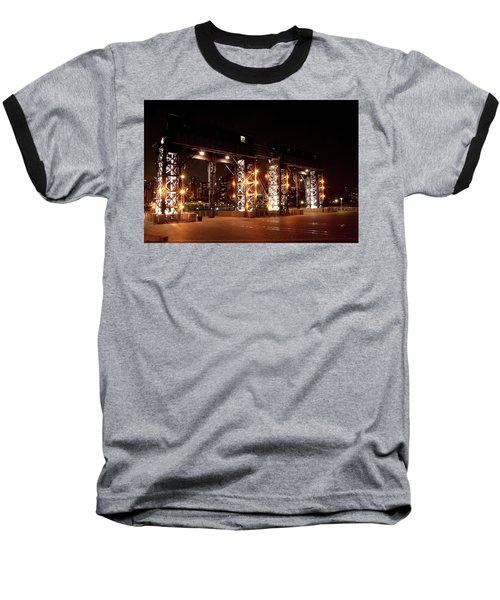 Gantry Nights Baseball T-Shirt