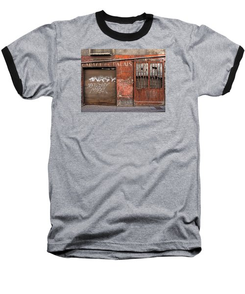 Garage Du Palais Baseball T-Shirt