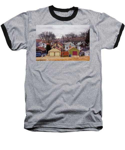 Garages Baseball T-Shirt