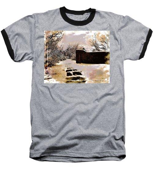 Garden Art Print  Baseball T-Shirt