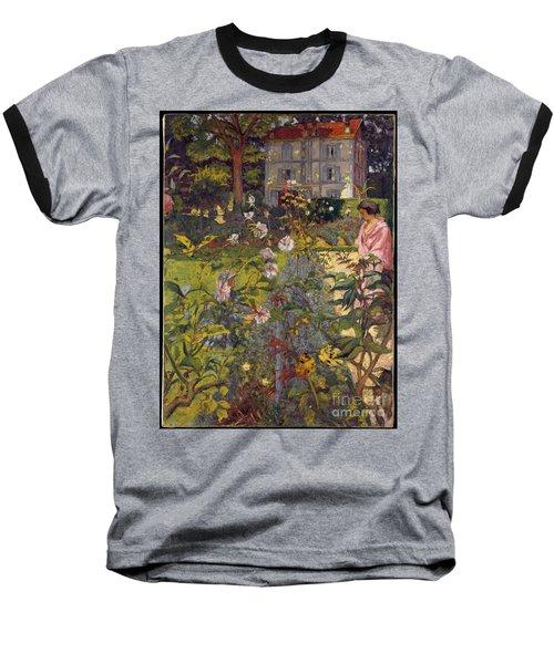 Garden At Vaucresson Baseball T-Shirt