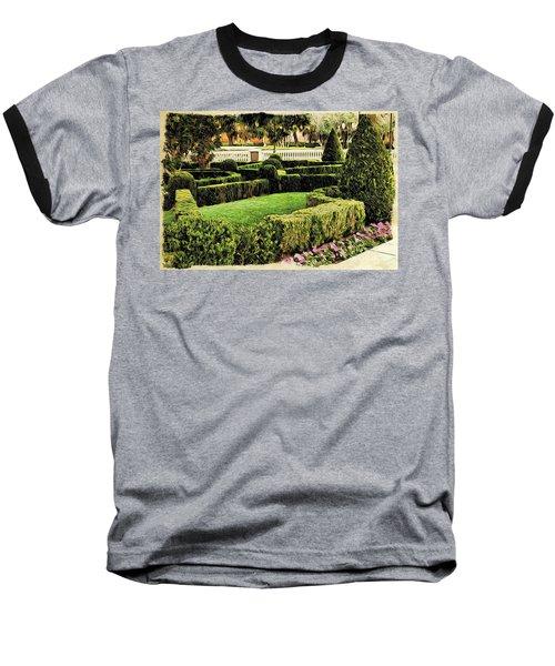 Garden  Baseball T-Shirt