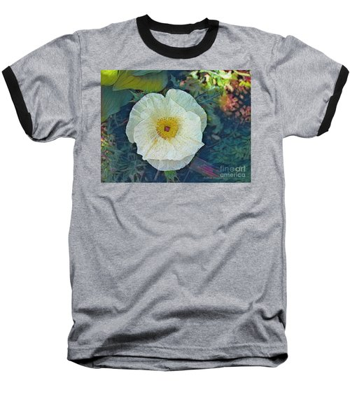 Baseball T-Shirt featuring the photograph Garden Beauty by Kathie Chicoine
