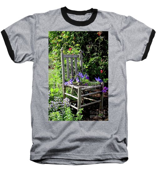 Garden Chair Baseball T-Shirt