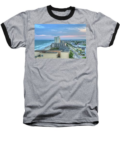Garden City Beach Baseball T-Shirt