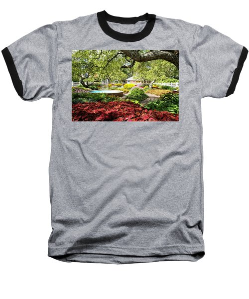 Garden Colors Baseball T-Shirt