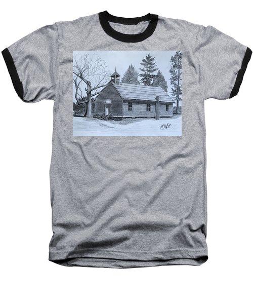 Garden Creek Baptist Church  Baseball T-Shirt