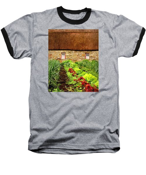 Garden Farm Baseball T-Shirt
