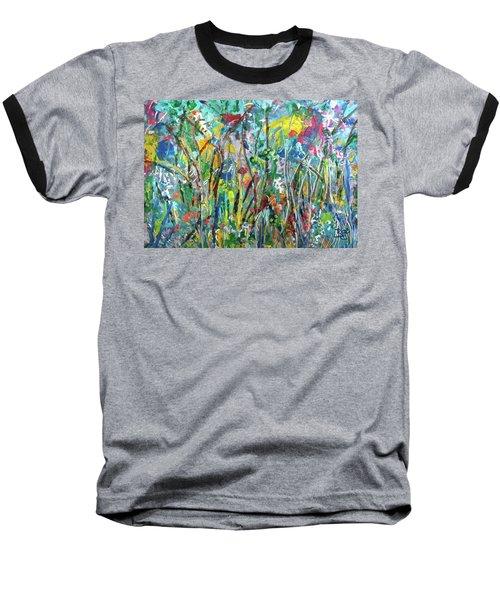 Garden Flourish Baseball T-Shirt
