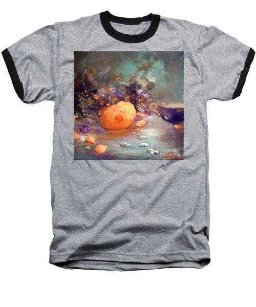 Garden Flowers Baseball T-Shirt