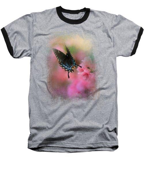 Garden Friend 1 Baseball T-Shirt by Jai Johnson