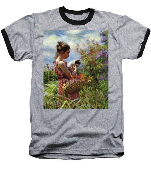 Garden Gatherings Baseball T-Shirt
