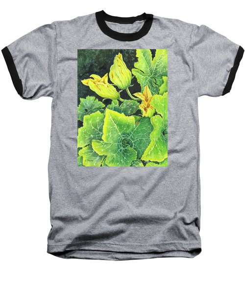 Garden Glow Baseball T-Shirt