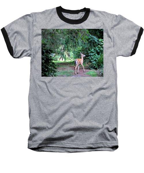 Garden Guest Baseball T-Shirt