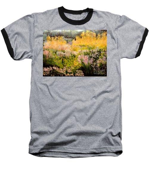 Garden In Northern Light Baseball T-Shirt