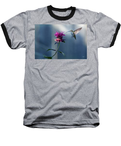 Baseball T-Shirt featuring the photograph Garden Jewelry by Everet Regal