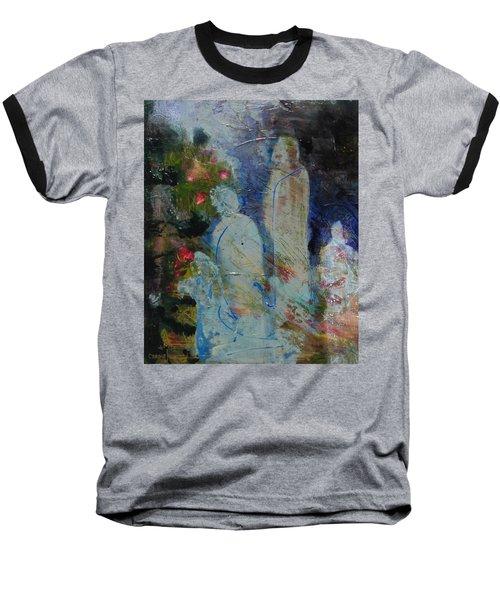 Garden Of Good And Evil Baseball T-Shirt