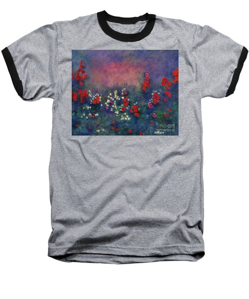 Garden Of Immortality Baseball T-Shirt