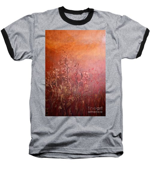Garden Of The Sacred Fire Artbox Project 1 Basel Baseball T-Shirt